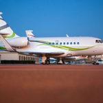 Ульяновск. Продажа самолетов Dassault Falcon 2000S.